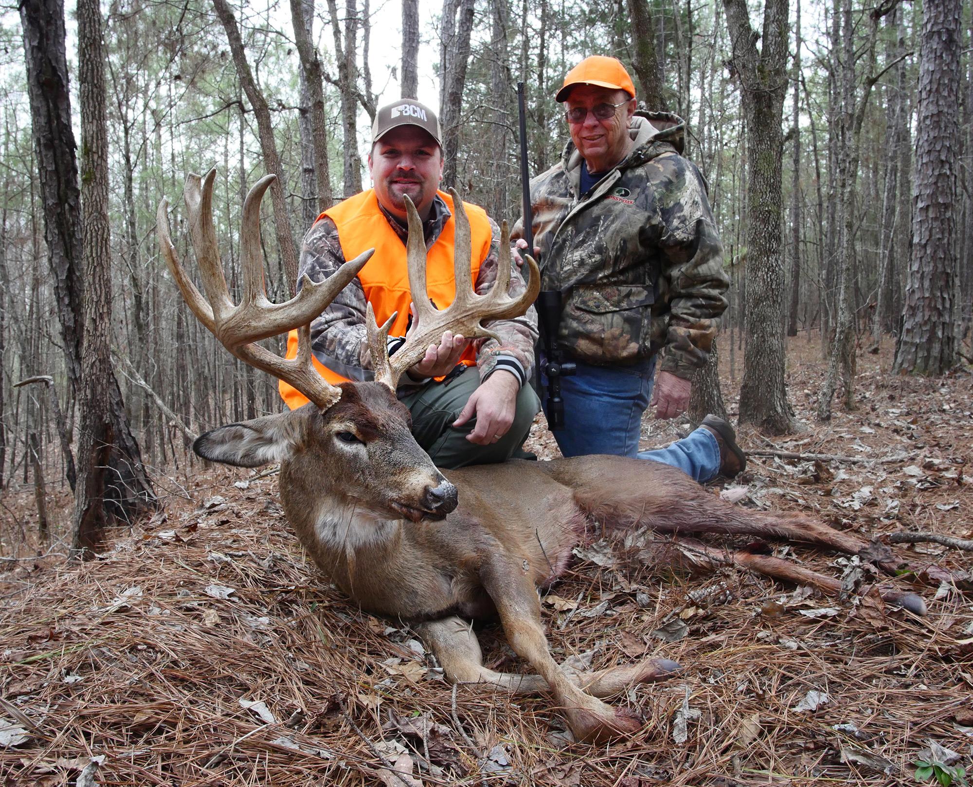 Hunting | Chapel Hill Plantation
